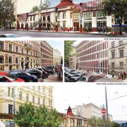 Rīgas cirka vēsturiskās ēkas atjaunošana un teritorijas attīstības vīzija