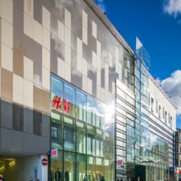 Galerija Riga rekonstrukcija