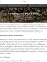 Развитие квартала
